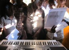 Equip Local Worship Teams-jinja uganda