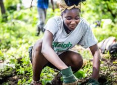 Young people making lasting change