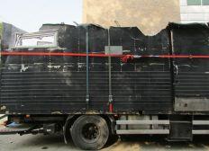 Soutient à la construction d'une nouvelle caisse pour Volvo's Truck
