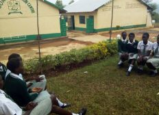 Secondary School Scholarships for Girls Living in Kibera Slum