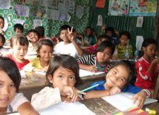 Pour les enfants du Cambodge