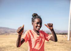 gotorun für Mädchen in Äthiopien