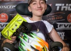Un fauteuil électrique pour Rémi