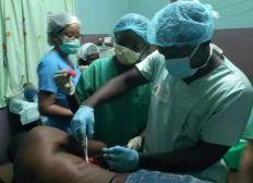 Journées médicales de Makénéné