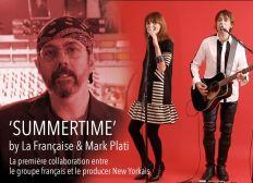 """Summertime"" by La Française & Mark Plati"