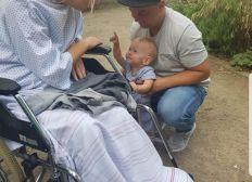 Spendenaktion für Svenja - behindertengerechter Umbau des Hauses