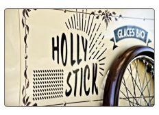 HOLLY-STICK crèmes glacées BIO