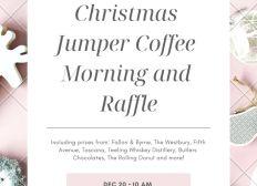MS Ireland Raffle & Coffee Morning