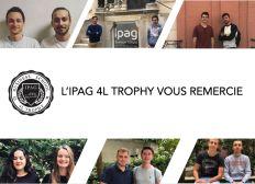 Ipag 4L Trophy - Édition 2018/2019