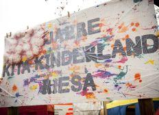 Finanzspitze für Kindergarten