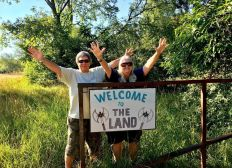 WE WANT THE LAND COALITION INC. FOR THE MICHIGAN LAND FOREVER