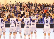 Les Bleues du floorball en Pologne !