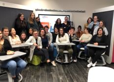 Voyage pédagogique à Copenhague - BTS SAM (support à l'action managériale)