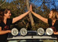Team Road Chic : En piste pour le Rallye des Gazelles du Maroc