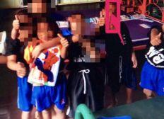 Orphelins de Thaïlande