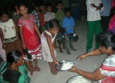 "Support the Children at ""Grace Orphanage Childrens Home"", Pydurupadu (India)"