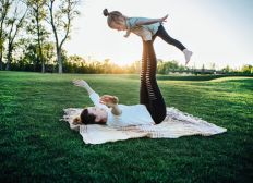 Yoga Erholungswoche für Mama & Kind ab 3 Jahre