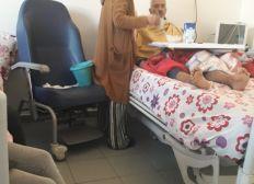 Mongi père de 4 enfants gravement malade