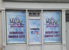 Ouverture boutique Frip'n'Kicks