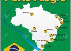 voyage au Brésil à Porto Alegre pour l' orphelinat