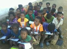 Enfance et vie à Belindo (Androka Madagascar)