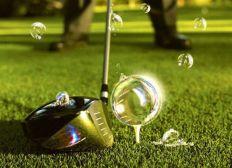Mon rêve le golf