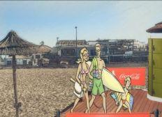 projet de création d'entreprise : Casier consigne pour plage