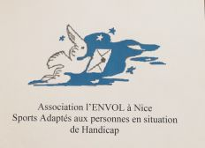 Association L'ENVOL Sports Adaptés aux personnes en situations d'Handicap à Nice