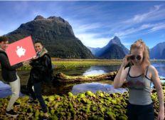 La VLMteam en Nouvelle Zélande