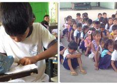 My Optimistic Filipino ( Fund raising for social awareness to help street children)