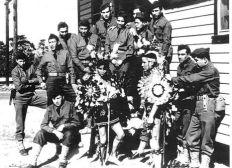Dons pour honorer la Mémoire des messagers comanches débarqués sur la plage de Utah Beach le 6 juin 1944