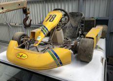 Restauration Karting historique MEKA