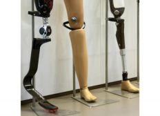 Hardlopen met een prothese - Blade