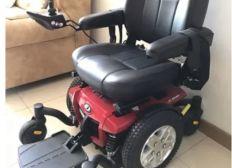 Mi gran sueño Silla de ruedas electrica !!!
