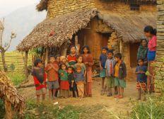 Projet Népal MANOJ - Descartes