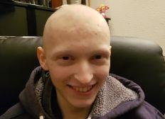 Aider Guillaume, 15 ans, atteint d'un cancer des os