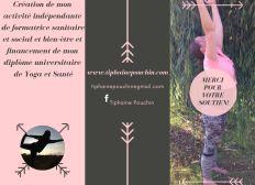 Financement du diplôme universitaire de Yoga et Santé