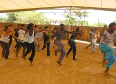 École de danse Sénégal