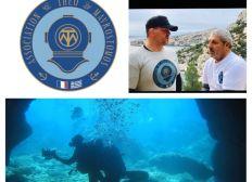Acquisition d'un semi-rigide pour les travaux d'exploration sous-marine - Asso Theo Mavrostomos
