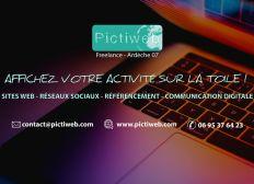 Soutenez la freelance Pictiweb !