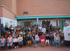 Un soutien = un sourire pour l'orphelinat «dar tifl »