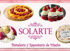 """El sueño de la Pastelería y Repostería """"SolArte"""""""