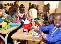 Madagazelle, solidarité scolaire