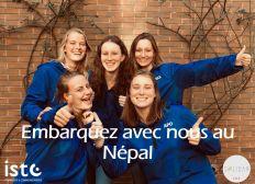 Embarquez avec nous pour le Népal !
