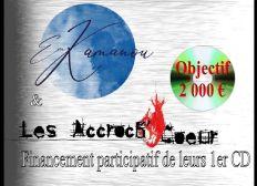 Aider à financer le CD de Kamanou et les  AccrochCoeur