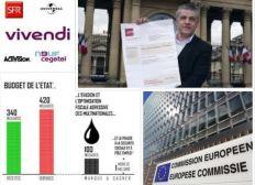 Aidez Moi à récupérer Nos 4,475 milliards d'euros chez Vivendi SFR
