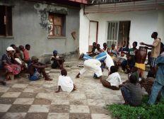 Delou Thiossane - Capoeira Festival in Dakar, Senegal 2019