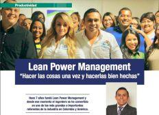 Fundación Lean Power Management