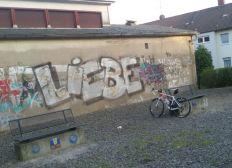 Projekt Wandgestaltung Rheinischer Esel am Sonnenschein