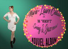 """Album de Marie-Laure Célisse & the """"Frenchy's"""""""